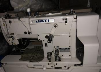 Петельный полуавтомат jati jt t-781