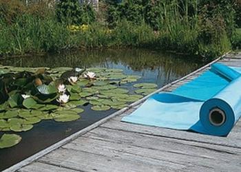Пленка для искусственных водоемов, бассейнов
