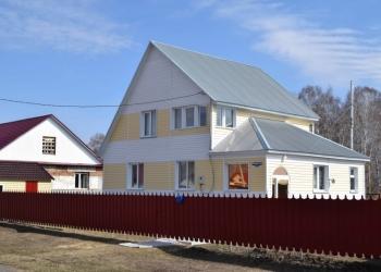 Новый благоустроенный дом в р.п.Саргатское