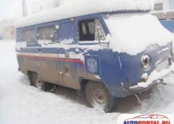 УАЗ - 396259 2006 года выпуска