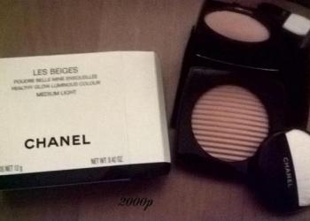Пудра Chanel