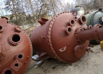 продам реактор 5 м3 нж