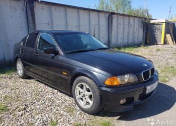 BMW 3er, 2000