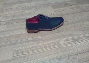 Новые мужские туфли 42р.