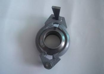 Изготавливаем быстроразъемные соединения БРС для стальных, полиэтиленовых и рези