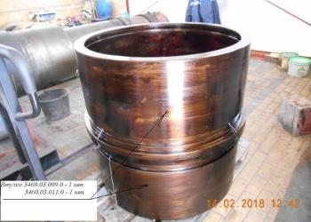 Продам запасные части к дробилке СМД-117Б