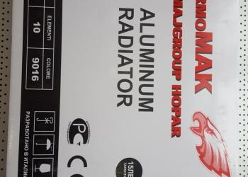 Алюминиевые Радиаторы TermoMak 500/100