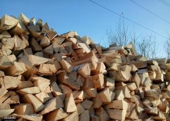 Продаем дрова, топливные брикеты в Дмитрове