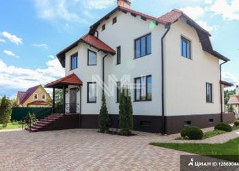 Дом 410 м2 продам или обменяю на квартиру в центре Москвы