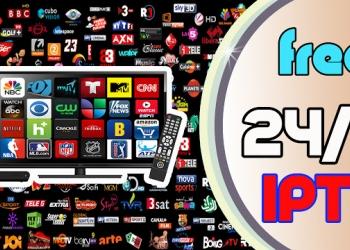 IP-телевидение и онлайн-кинотеатры бесплатные.