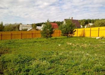 Продается земельный участок 8 соток в г. Звенигород Мос.обл.