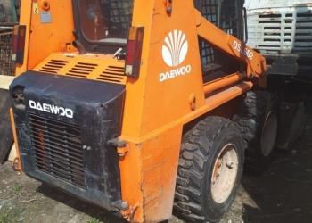 Продам мини-погрузчик DAEWOO DSL602