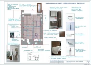 Дизайн проект и перепланировка квартир