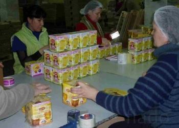 Сборщик-упаковщик чайных и кофейных наборов