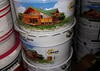 Пропитка для древесины Здоровый Дом 10л