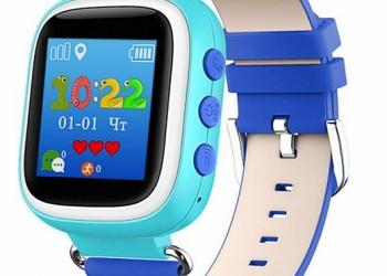 Детские часы Baby Watch Q60 с телефоном? GPS, чтобы всегда знать где Ваш ребенок