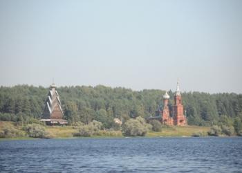 Кемпинг и палаточная стоянка в Тверской обл. оз. Стерж