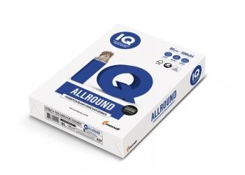 Бумага для офисной техники IQ Allround (А4, 80 г/кв.м, белизна 162% CIE, 500 л