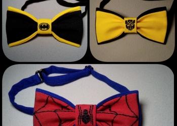Детские галстуки-бабочки для мальчиков