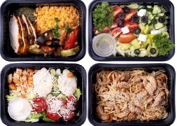 Производство готовой еды в вакуумной упаковке