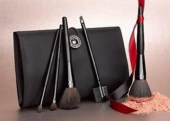 Набор кистей для профессионального макияжа