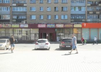 Торговая площадь в центре города