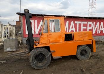 Львовский погрузчик г/п 5 тонн