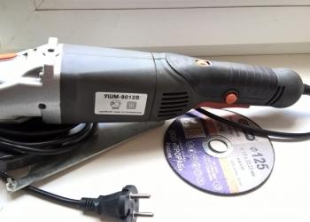 Угловая шлифовальная машина УШМ-9012В