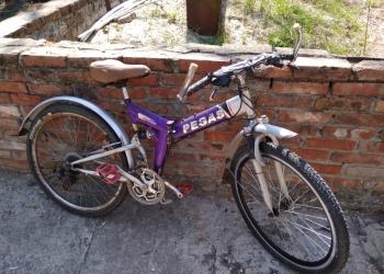 Велосипед PEGAS