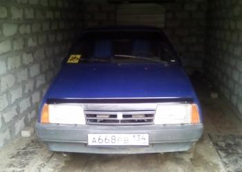 ВАЗ 21099, 1999 продаю