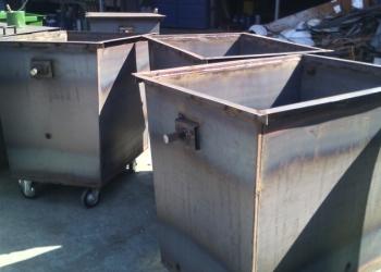 Контейнер для мусора тбо 1,1 м3