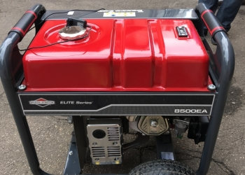 Бензиновый генератор briggs@stratton elite 8500 EA