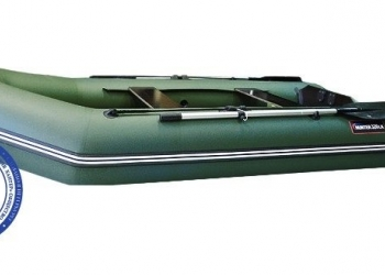 Лодка ПВХ Хантер 320LK