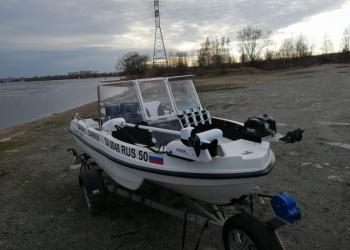 Продаю катер Scandic havet 430 dc для рыбалки и отдыха с мотором TOHATSU 30 eps