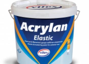 Acrylan Elastic & Insulating Интерьерная краска Vitex Греция.