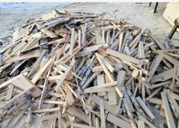 Продадим срезку березы на дрова