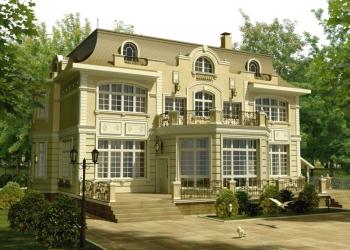 Проект загородного дома В-505