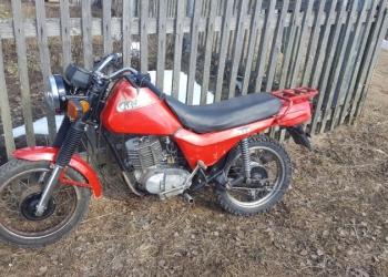 Мотоцикл сова 200