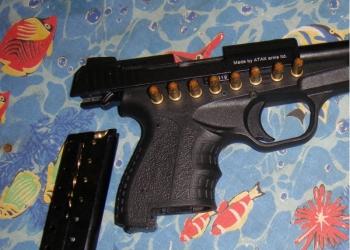 Сигнальный пистолет Stalker-M 906