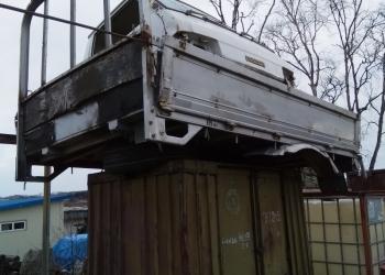 Грузовой бортовой кузов