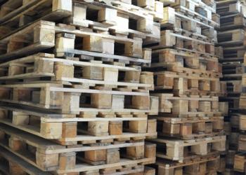 Поддоны деревянные б/у 1000х1200мм