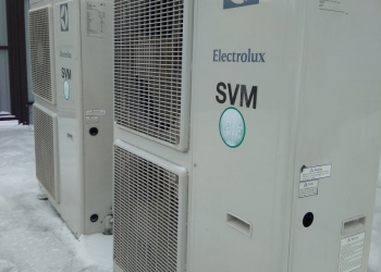 VRF Electrolux.