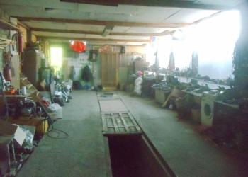 Дом 150 м2 действующий автосервис