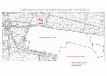 Здания боксов для автомашин Ленина 2В