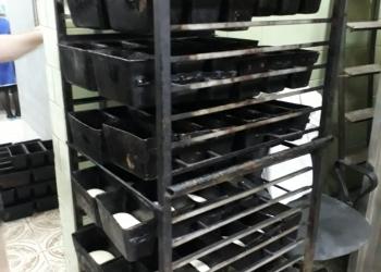 оборудование для выпечки хлеба и хлебобулочных изд