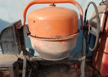 бетономешалка на 160 литров/220v