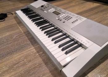 Синтезатор yamaha YPT-340