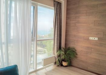 """Продам 2-комнатную квартиру в ЖК """"Посейдон"""". Красивый вид на море. Новый ремонт"""