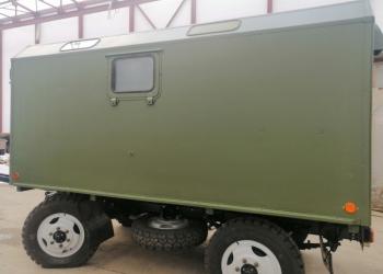 Прицеп-фургон специализированный
