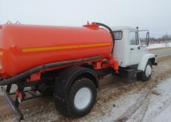 Ассенизатор Газ-3309